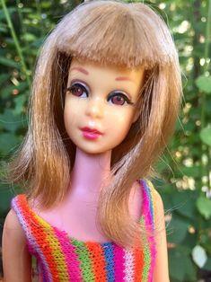 1967 Twist 'n Turn Francie doll