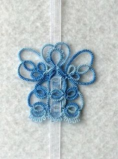 Singtatter's Corner: Motif No. 19/25 - Angel Pam for Pamela's Secret Santa Exchange possible Christmas decoration.