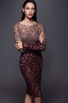 Pamella Roland Pre-Fall 2019 Fashion Show Collection: See the complete Pamella Roland Pre-Fall 2019 collection. Look 22 Beautiful Gowns, Beautiful Outfits, Nice Dresses, Short Dresses, Looks Party, Costume, Fashion Show Collection, Dream Dress, Casual Chic