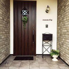 Wooden Main Door Design, Room Door Design, Door Design Interior, Interior Decorating, Loft House Design, Modern House Design, Entrance Decor, House Entrance, Indian Room Decor