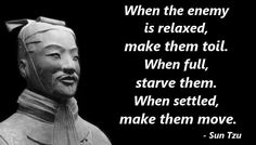 Sun Tzu was a Chinese general, military strategist and philosopher who lived from to In his famous book 'The Art of War' he goes in to detail on how he achieve such military success, Art Of War Quotes, Wisdom Quotes, Qoutes, Life Quotes, Samurai Quotes, Great Quotes, Inspirational Quotes, Mma Gear, Tao Te Ching