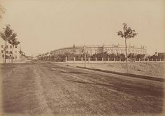 The Back View of The Cairo Hippodrome (Race Track) at The … | Flickr