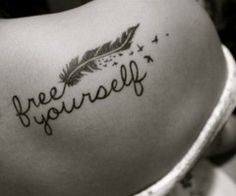 I think this is my next tattoo! <3