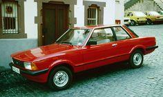 1979–1982 Ford Taunus TC3 2-door