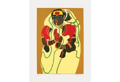 Serigraph by Thota Vaikuntam in 57 Colours on Paper. Famous Indian Artists, Silk Screen Printing, Female Characters, Colours, Paintings, Paper, Artwork, Prints, Screen Printing Press