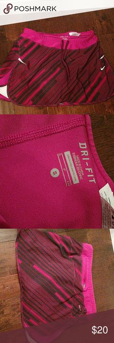 Small pink tennis skirt nike Great condition only wore a handful of times Nike  Skirts Midi