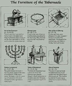 Inside the ark were 3 things. The 2 tables of the Law. A