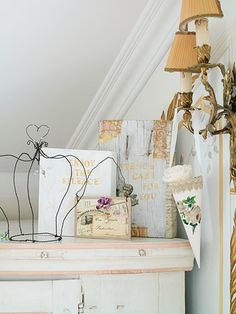 Shabby+Chic+Cottage+Ideas   source: Eva Lindh~ love it all
