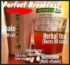 The PERFECT BREAKFAST. Rich filled nutrients, minerals, protein, vitamins, fibers. Healthiest breakfast/dinner! Try it now! Contact me for more information or to place an order!! https://www.goherbalife.com/leahschmidt/en-US