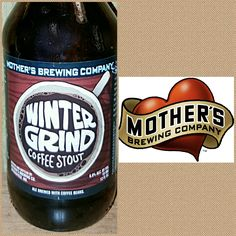 #821 WINTER GRIND COFFEE STOUT • Mother's Brewing • Springfield, MO • ☆☆☆