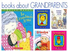 Did you know that National Grandparents Day is this Sunday, September 13? Here are some great books about grandparents for reading aloud.