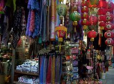 SHOP: Chinatown, gifts and souvenirs - haggle haggle haggle!