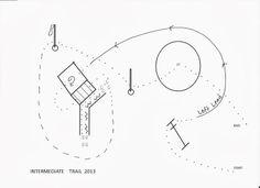 intermediate trail