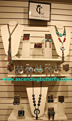 Western Chic Collection of the Countess Jewelry Collection by Countess LuAnn de Lesseps (yes from Real Housewives of New York #RHONY)
