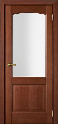 Sarto Interio NS 1228 Interior Door Satin Glass Anegry Chocolate