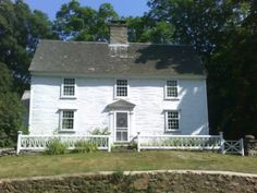 Built around 1774 in Guilford by the blacksmith, Thomas Griswold III, for his sons, John and Ezra. It eventually became the property of their cousin George, and was passed down through his descendants until 1958, when it was purchased by the Guilford Keeping Society.