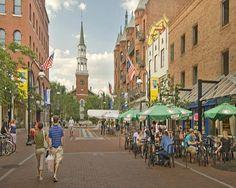 Top 10 Tourist Attractions In Burlington, Vermont