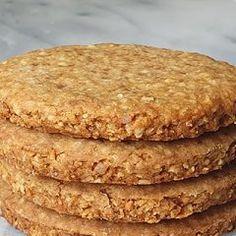 Healthy Cookies, Truffles, Apple Pie, Cookie Recipes, Biscuits, Lunch, Breakfast, Desserts, Food