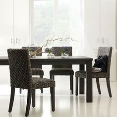 Home office decorating ideas jcpenney dining room furniture for Dining room tables jcpenney