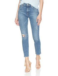 Lucky Brand Womens High Rise Bridgette Skinny Jean In Hurricane 28 Learn More By Visiting T Flannel Lined Jeans Business Casual Jeans Women Jeans