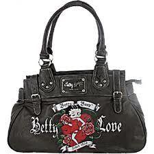 Betty Boop  Ed Hardy Style