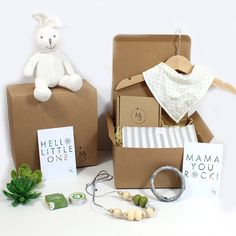Baby Baby Gift Keepsake With The Most Up-To-Date Equipment And Techniques Diplomatic Baptism Certificate Box White With Bears