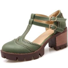 Rome Chunky Heels Women Shoes Outdoor Gladiator Sandals – Source by icuteshoes outdoor Chunky Sandals, Chunky Heels, Cheap High Heels, Womens Summer Shoes, Sandals Outfit, Outdoor Woman, Mary Jane Shoes, Leather Sandals, Rome