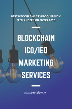 Do you want to dominate a market with the use of your blockchain technology? Are you looking to enter the blockchain industry with your product or service? Hire the best blockchain and cryptocurrency marketing specialists on Fiverr Best Cryptocurrency, Blockchain Cryptocurrency, Blockchain Technology, Marketing