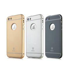 Mobilce   IPHONE 5 BASEUS KLASIK GUMUS Mobilce   Cep Telefonu Kılıfı ve Aksesuarları