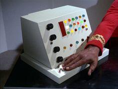 Console 4B, Star Trek TOS, 1966-1967