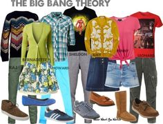 Inspired by the Big Bang Theory