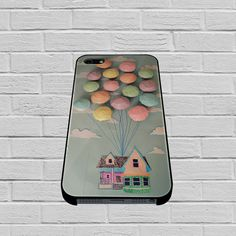 Adventure Is Out There Cupcake Art case of iPhone case,Samsung Galaxy #case #phonecase #hardcase #iPhone6case