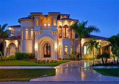 Nice looking contemporary florida architecture
