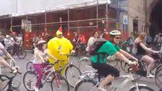 Bike pride a Bologna