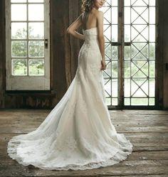 Hier sieht man den Favorit nochmal besser    TOP 2012 Neu Modisches Brautkleid Hochzeitskleid Spitze/Tüll Trägerlos Mermaid | eBay