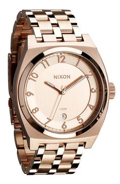 Nixon 'The Monopoly' Watch available at #Nordstrom All I want for Christmas!