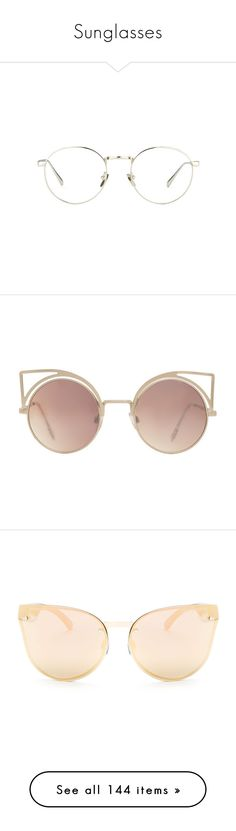 """""""Sunglasses"""" by kahla-robyn ❤ liked on Polyvore featuring accessories, eyewear, sunglasses, glasses, occhiali, очки, red, red cat eye sunglasses, red cateye sunglasses and fendi sunglasses"""