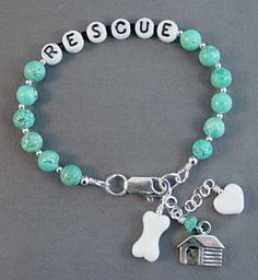 Talking Dogs at For Love of a Dog: Animal Advocacy Rescue Jewelry - Great Gifts for Dog Lovers