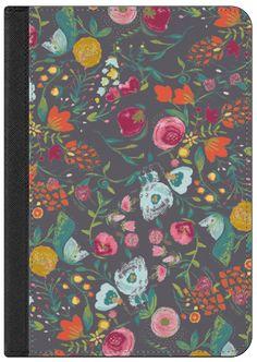Casetify iPad Mini 1/2/3 iPad Folio Case - Budquette in Nightfall by Bari J. Designs #Casetify
