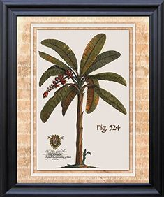 Tropical Palm Tree Landscape Bathroom Wall Decor Black Fr... https://www.amazon.com/dp/B01BEV6A70/ref=cm_sw_r_pi_dp_x_ufAdyb3VBCGZ6