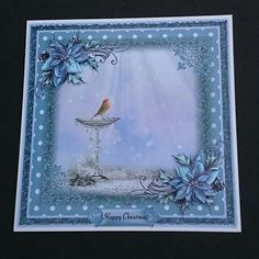 The Winter Scenes Bumper Card Front Kit on Craftsuprint - View Now!