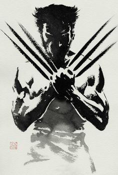 The Wolverine 2013 Movie Silk Poster 35'' Loved it!