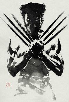 The Wolverine 2013 Movie Silk Poster 35'' Loved it!