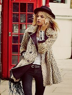 IN LOVE WITH LEOPARD | Sheer Style - Fashion, Style, Interior Design, and lifestyle blog by Ashley Simpson