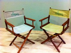 Chairs for our events