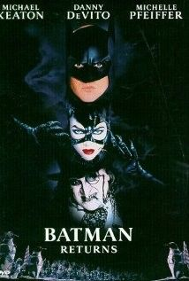 Batman Returns Poster #superhero #movies - Click image to find more Film, Music & Books Pinterest pins