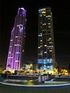 Cinta costera in #Panamacity #Panama