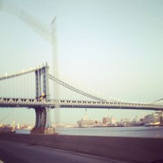 Manhattan Bridge Manhattan Bridge, Bridges, My Dream, New York, In This Moment, City, Travel, New York City, Viajes