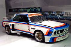 1975 BMW 3,0 CSL