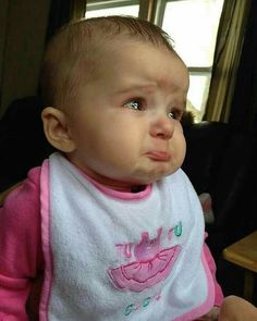 Please don't cryy . Unknown – DM for credits or removal… – Baby Funny Baby Photos, Funny Baby Faces, Cute Baby Girl Pictures, Cute Funny Baby Videos, Cute Funny Babies, Cute Babies Photography, Cute Baby Wallpaper, Baby Memes, Foto Baby